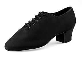 Dance shoes Tomáš, full sole, higher heel