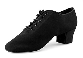 Dance shoes Tomáš, split sole, higher heel
